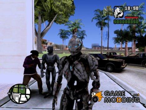 Sub Ultron для GTA San Andreas