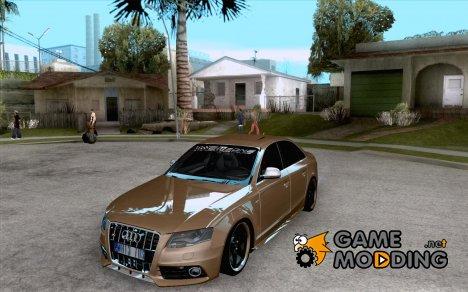 Audi S4 2009 for GTA San Andreas