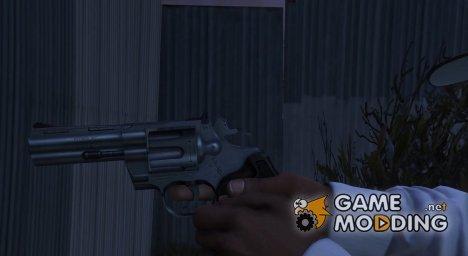 Colt Python .357 Magnum для GTA 5