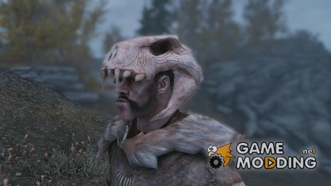 Helm of Oreyn Bearclaw - a Morrowind artifact для TES V Skyrim