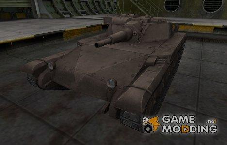Перекрашенный французкий скин для ELC AMX for World of Tanks