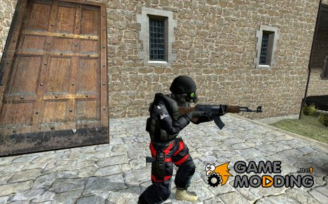 Eaglez Dark SAS для Counter-Strike Source
