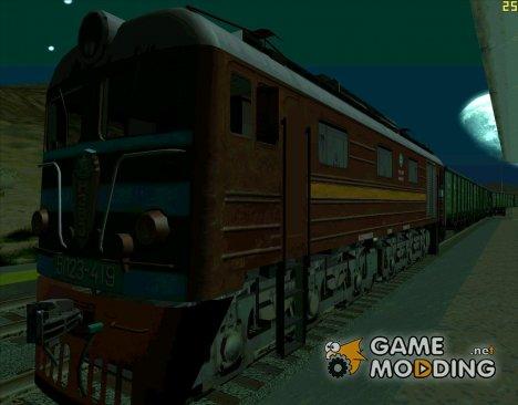 ВЛ23-419 for GTA San Andreas