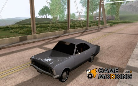 Chevrolet Opala 6CC 1979 for GTA San Andreas