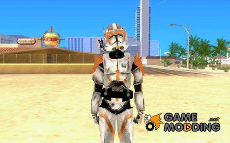 Клон из Star Wars for GTA San Andreas