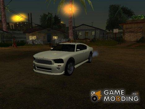 Bravado Buffalo (Franklin's version) для GTA San Andreas