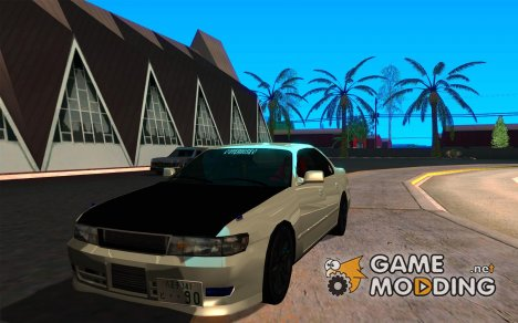 Toyota Chaser Tourer V for GTA San Andreas