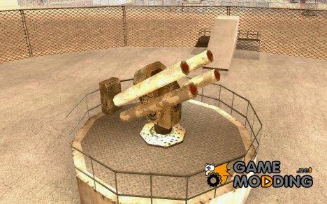 Отключение системы пво for GTA San Andreas