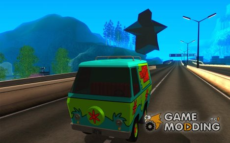 Mystery Machine for GTA San Andreas