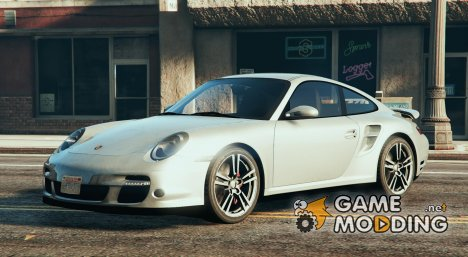Porsche 911 Turbo for GTA 5