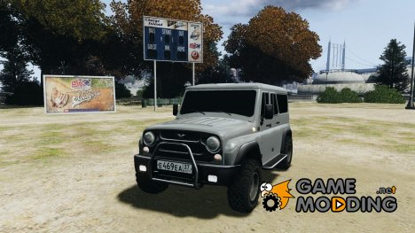 Уаз-3159 for GTA 4