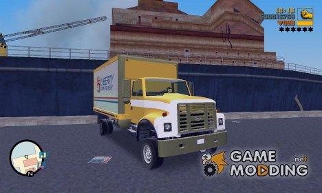Yankee из GTA 4 for GTA 3