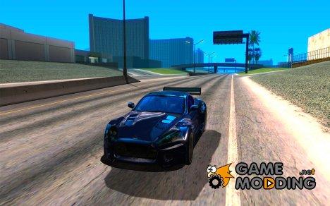 Aston Martin DB9 MW для GTA San Andreas