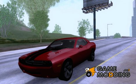 Dodge Challenger SRT8 для GTA San Andreas