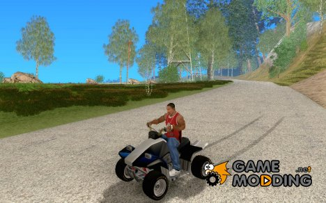 QUAD BIKE Custom Version 1 for GTA San Andreas