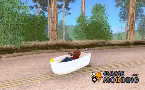 Tubbie для GTA San Andreas