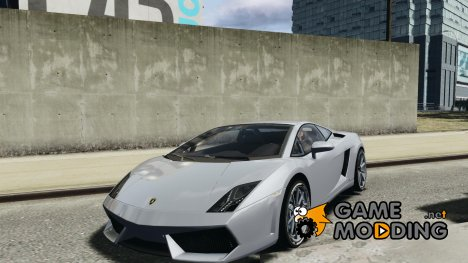 Lamborghini Gallardo SE Threep Edition [EPM] for GTA 4