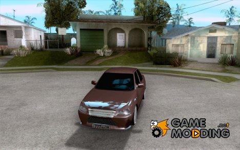 Лада Приора тюнинг для GTA San Andreas