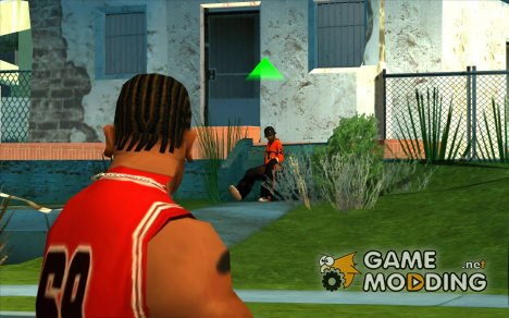 Камера из GTA IV 1.0 for GTA San Andreas