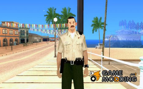 Новый полицейский для Gta San Andreas for GTA San Andreas