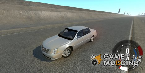 Cadillac DTS for BeamNG.Drive