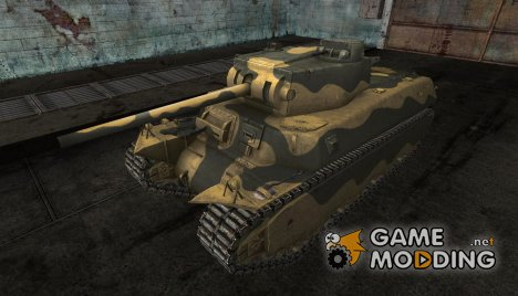 T1 hvy amade for World of Tanks