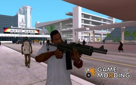 Ruger из Vice City для GTA SA for GTA San Andreas