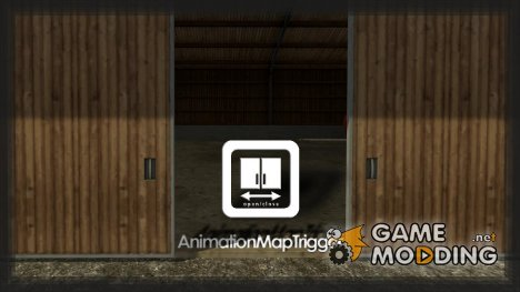 Animation Map Trigger for Farming Simulator 2015