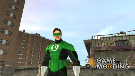 Green Lantern for GTA 4