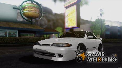 Nissan Silvia S13 Zenki для GTA San Andreas