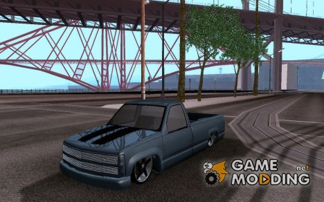 Chevrolet Silverado Mini Truckin 1996 for GTA San Andreas