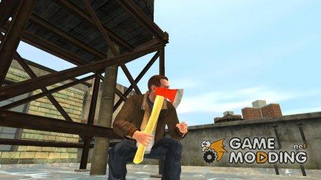 Топор для GTA 4
