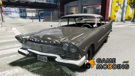 Plymouth Belvedere 1957 for GTA 4