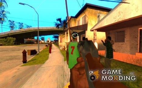 GTA IV Target v.1.0 для GTA San Andreas