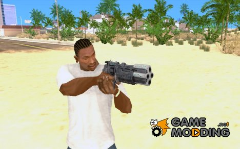 Mercy Gun for GTA San Andreas