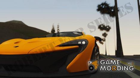 Natural and Realistic ENB for SAMP V8.3 by Robert для GTA San Andreas