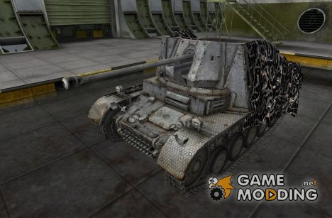 Ремоделлинг Marder II for World of Tanks