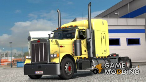 Peterbilt 379EXHD 1999 for Euro Truck Simulator 2