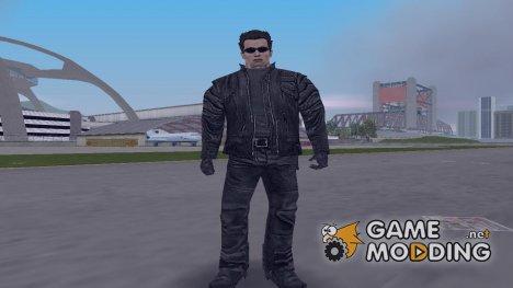 Терминатор Т-800 (Арни) for GTA 3