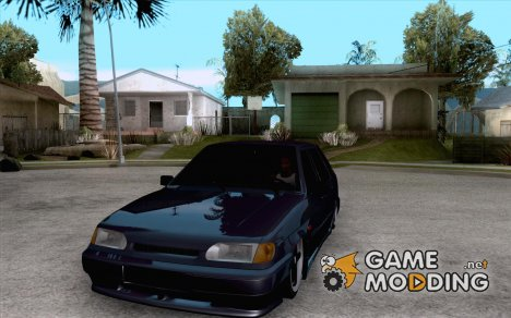 ВАЗ 2114 Lenso для GTA San Andreas