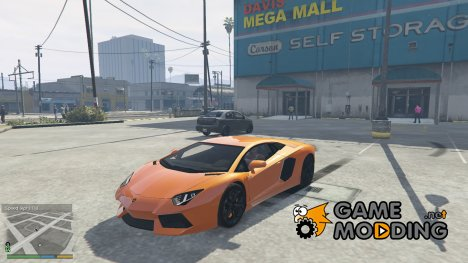 2012 Lamborghini Aventador LP700-4 v1.2 for GTA 5