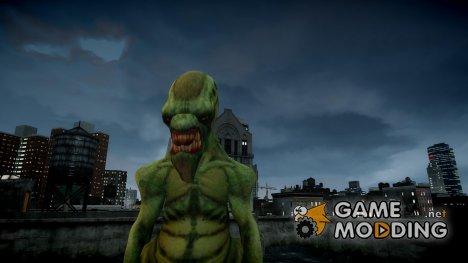 Alien (GTA 5) для GTA 4