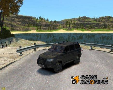УАЗ 3163  Патриот для GTA 4