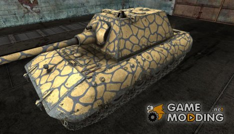 Шкурка для E-100 для World of Tanks