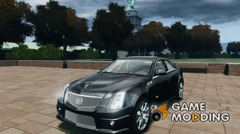 Cadillac CTS-V 2009 for GTA 4