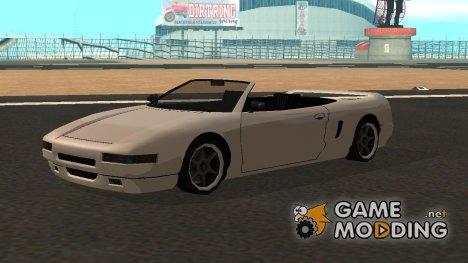 Infernus кабриолет в стиле SA for GTA San Andreas