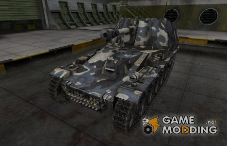 Немецкий танк Wespe для World of Tanks