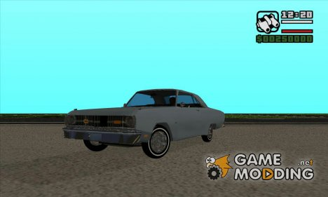 Dodge Dart Coupe for GTA San Andreas