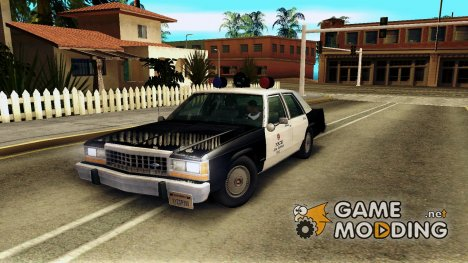 Ford Crown Victoria Police 1987 for GTA San Andreas