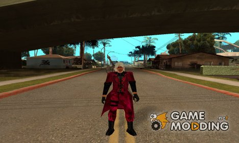 Воин из Алиен сити для GTA San Andreas